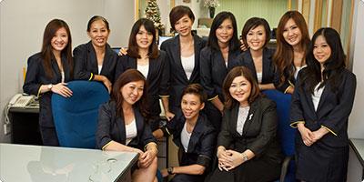 HR & Admin Department